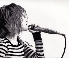 Hayley Williams by DarkCalamity
