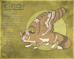 Cricket Reference 2012 by CaliberArts