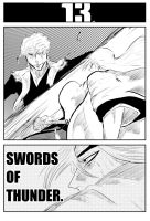 BleachX Chapter 13. Swords of Thunder. by Tommo2304