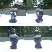 Blair Soul Eater Cat by ChibiSilverWings
