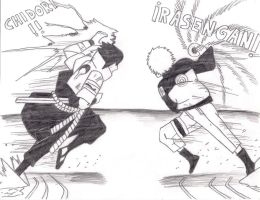 naruto!!!... sasuke!! by MariChanX3