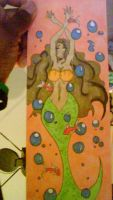 mermaid bubbles by DEHOUSE