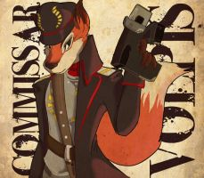 Commissar Volpis by foxmaster5