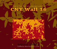 CNY Wall 16 by Caffery