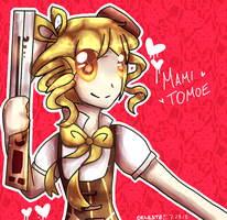 Mami Tomoe by Celestial-Trance