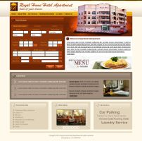 Royal Home Hotel Apartment by dxgraphic