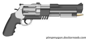The Wily Smith Revolver by M60RPD
