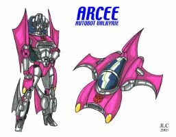 War Within Arcee by Jochimus by Jochimus