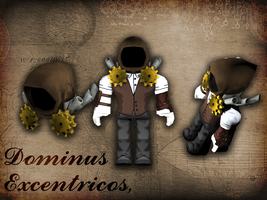 Dominus Excentricos (Concept) by IBarrageI