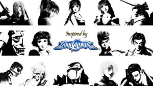 Inspired by SoulCalibur by yuyanda