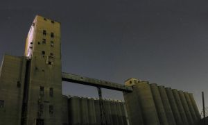 Grain Elevator by Austron