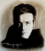 Ewan McGregor by gennia