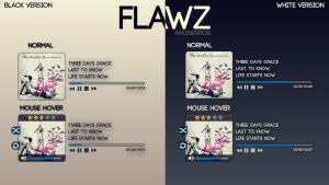 Flawz Player for XWidget by ErroRxXx