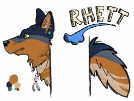 Rhetter as a signature border?  by Whattheneff