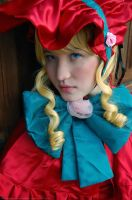Doll close-up by melissa-andrade