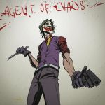 Agent of Chaos by Tongman