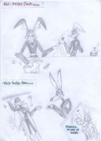 Loonatics at work! by Kikka24Moon