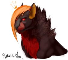 Red King by Rines-Sha