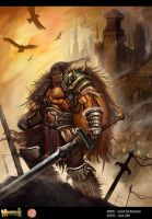 Conan the Barbarian by Dark-ONE-1