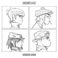 Demon Days by noodleforever