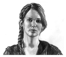 Katniss by Elsa-and-Jack