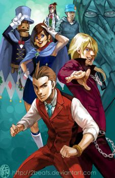Ace Attorney: Next Gen by 2beats