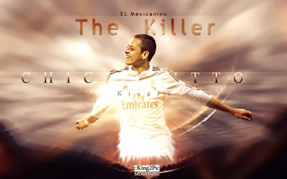 Chicharitto Mexicain Killer Real Madrid by King2Ps