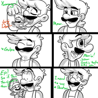 Comic Vore 2 by MariobrosYaoiFan12