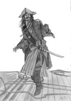 Jack Sparrow cool 2007 by elodie50a