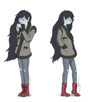 Marceline by Deighvid