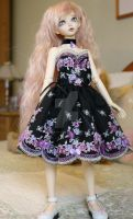 lace dress by CandyKittensEmporium