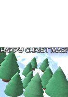 Happy Christmas Card by Dimworm