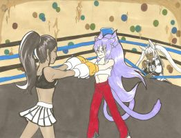 Boxing Match_Request by Ila-Mae