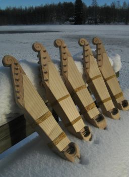 A pack of kantele by taika-kim