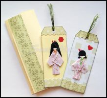 Bookmark - practicing 1 by SuniMam