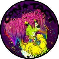 Contact Sparkledog soap label by PinkScooby54