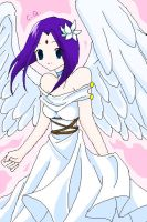The Angel by CATGIRL0926