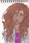 Hazel Levesque- Daughter of Pluto by zjeanelle