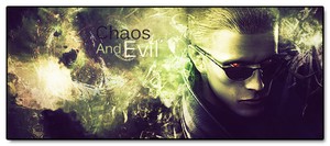 Chaos and Evil by UriahCGFX