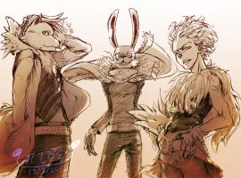 Oumagadoki by PandaMGA