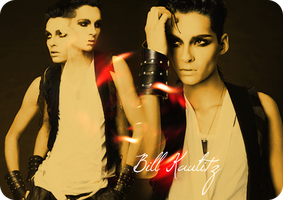 Bill Kaulitz:Dark'n Hot by Victory94