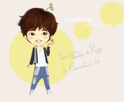 Happy Birthday From Taemin by taeMoonie