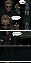 The Truth at last.... by Wesker500