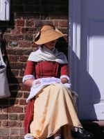 Colonial Woman by Scarlettletters