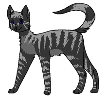Thunder ((GIFT)) by Thunderclan-Cat