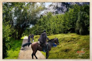 No Hurry by aigha