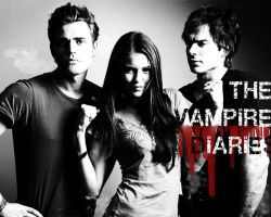 The Vampire Diaries by rawr-fierce