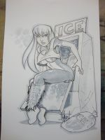 ICE commission SDCC 2012 by billmausart
