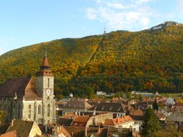 Welcome to Brasov by paolica
