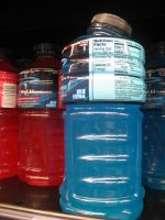 If Powerade Went Emo by grangercat